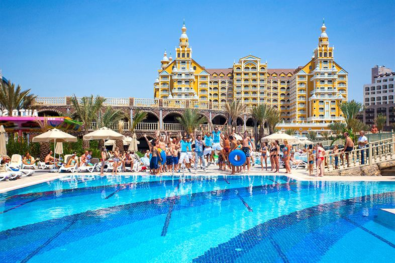 Gunstige Hotels In Antalya